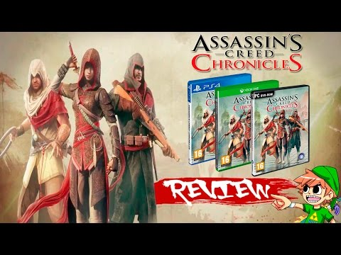 LPtG HD - Assassin's Creed Chronicles Pack [Review | Análisis | Gameplay]