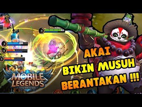 TANK YANG BISA BIKIN MUSUH BERANTAKAN !!!! - MLBB INDONESIA !!!