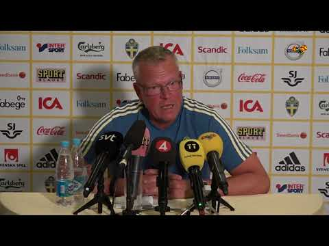 """Janne Andersson: """"Det är direkt felaktigt"""""""