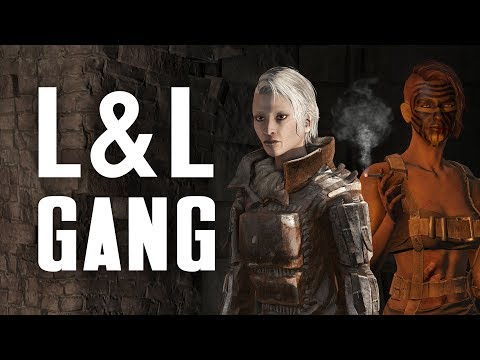 The L&L Gang: A Link to Glory's Dark Past? - Fallout 4 Lore & Theories