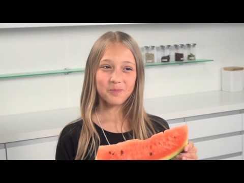Нож с неприлипающим лезвием для нареки арбуза TESCOMA PRESTO TONE 1