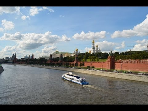City trip: St. Petersburg - Helsinki - Tallinn - St. Petersburg - Moscow - Prague