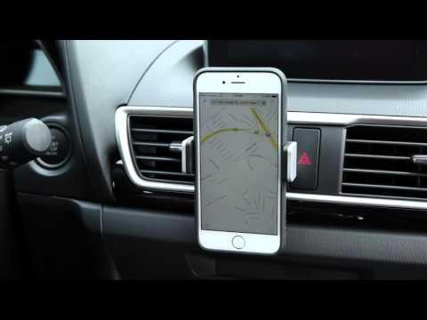Mpow car phone holder cd slot car phone mount 15