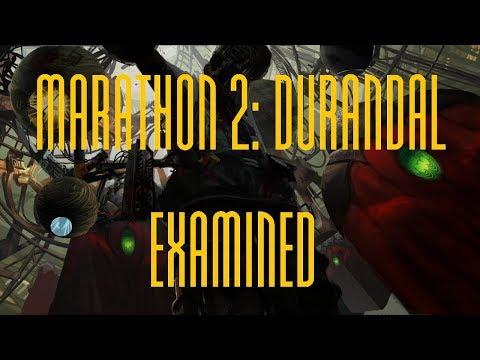 Marathon 2: Durandal Examined