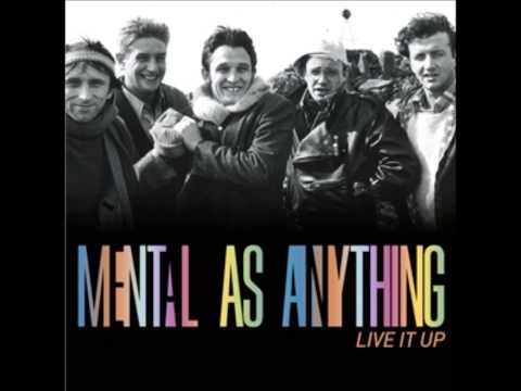 Mental As Anything - Live It Up (Classic Will Remix)
