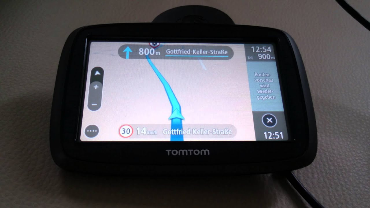 tomtom xl radarwarner