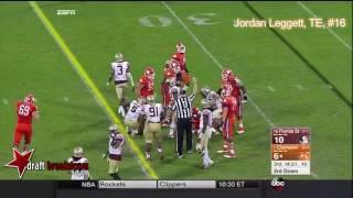 Jordan Leggett (Clemson TE) vs Florida State