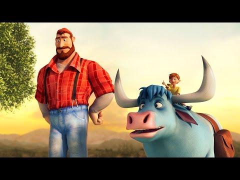 Bunyan & Babe Trailer - John Goodman, Kelsey Grammer, Jeff Foxworthy, Johnny Orlando