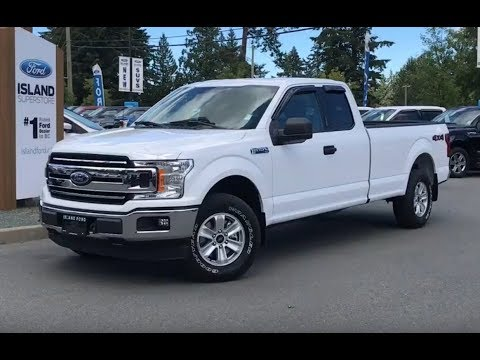 2018 Ford F-150 XLT V8 SuperCab Review| Island Ford
