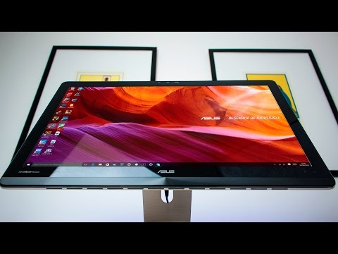 ASUS 4K Touch - All in One Desktop - REVIEW! (In-Depth)