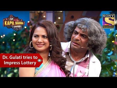 Dr. Gulati Tries To Impress Lottery - The Kapil Sharma Show