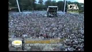 Samy Deluxe - Hip Hop Open 2001 (Live@Stuttgart)
