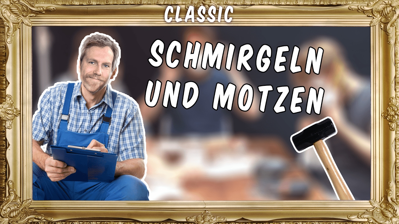 schmirgeln und motzen - classic #15 - best of beans - youtube