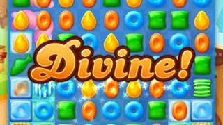 Candy Crush Jelly Level 883 WITHOUT BOOSTERS