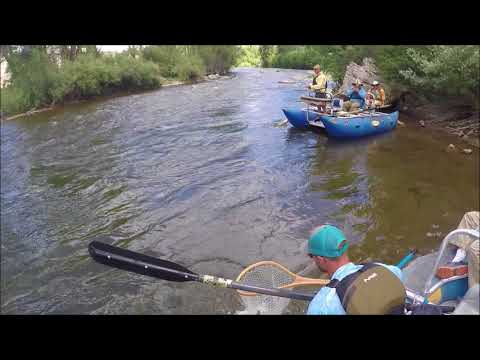 Gunnison River Float June 2018