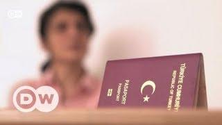 Streit um den Doppelpass in Deutschland | DW Deutsch