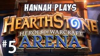 Hearthstone Arena #5 (Paladin)