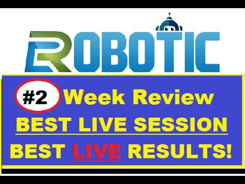 ™TAI Robotics- BEST Trading Session Ever! (Must Watch!!!!!!!!!)