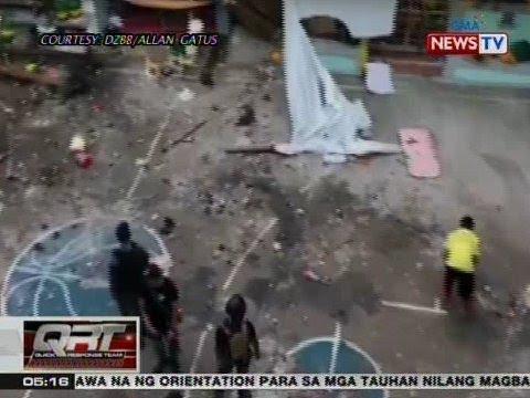 QRT: 2 patay, 12 sugatan sa riot sa Quezon City Jail