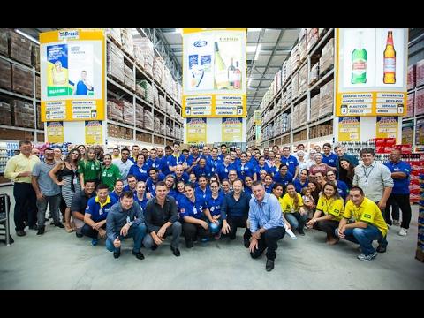 2cab6e09e Grupo Mundial Mix inaugura a 1ª loja Brasil atacadista na região ...