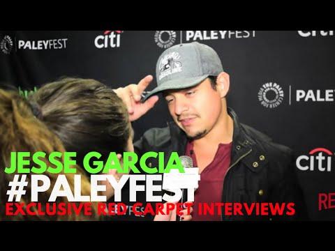 Jesse Garcia  ed at PaleyFest Fall P for From Dusk Till Dawn PaleyFest