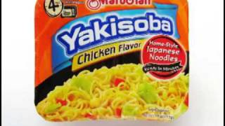 No.3991 Maruchan (usa)  Yakisoba Chicken Flavor