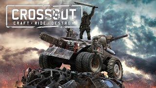Crossout - Обзор Игры
