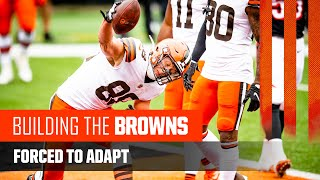 On the latest edition of #buildingthebrowns, go behind scenes with team during a memorable second quarter season. you'll be field ...