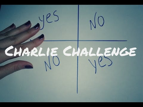 Charlie Charlie Challenge | Вызов духов | ( ͡↑ ͜ʖ ͡↑)