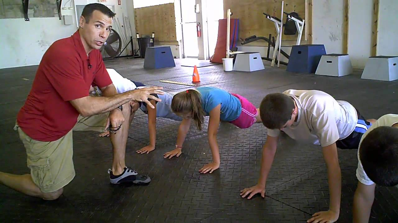 Kid-Friendly Core Strengthening Exercises | Elite Sports Clubs