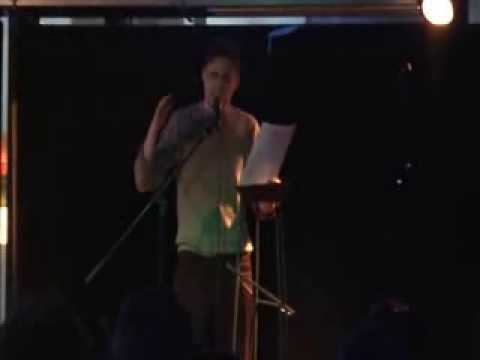 Dimitri Idessis (Dima) - Das Leben ist Scheiße - Poetry Slam Frankfurt 14.02.2014