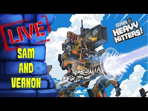 GKR: Heavy Hitters LIVE!! (with Sam & Vernon)