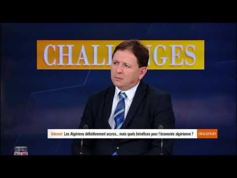 Challenges Internet Les Algériens définitivement accros... quels bénéfices pour l'Economie algér
