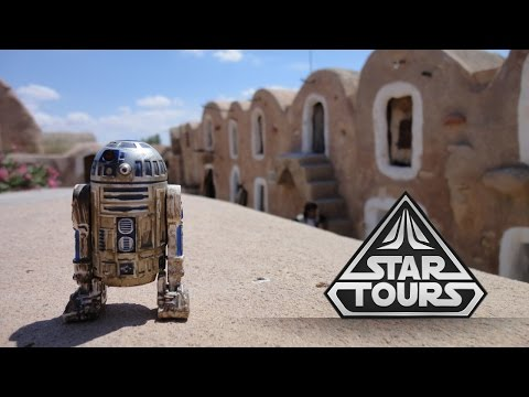 Star Wars Vacation, Tunisia