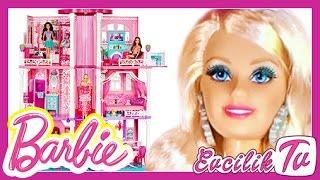 Barbie Rüya Evi | Paket Açma ve Oyuncak Tanıtımı 1 | Evcilik TV