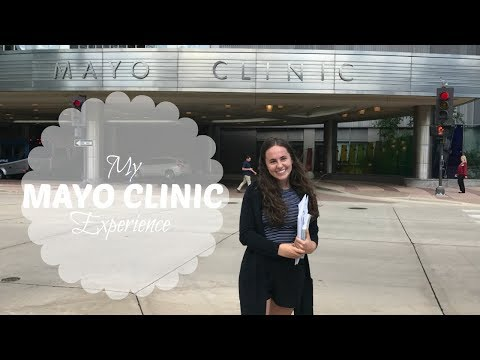 My Mayo Clinic Experience | Vlog