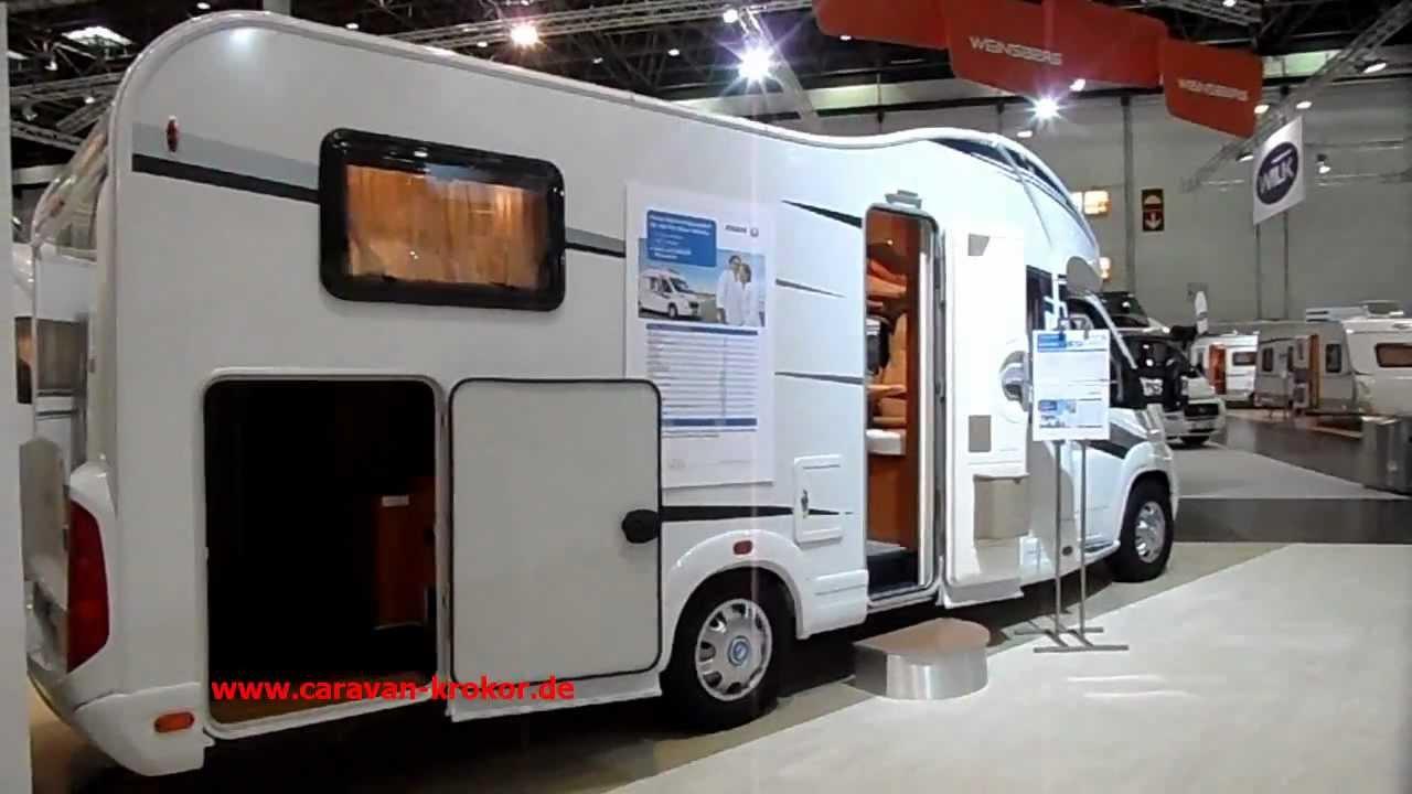 knaus sky wave 700 meg 2012 wohnmobil reisemobil hubbett. Black Bedroom Furniture Sets. Home Design Ideas