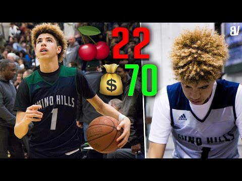 How Many Of LaMelo Ball