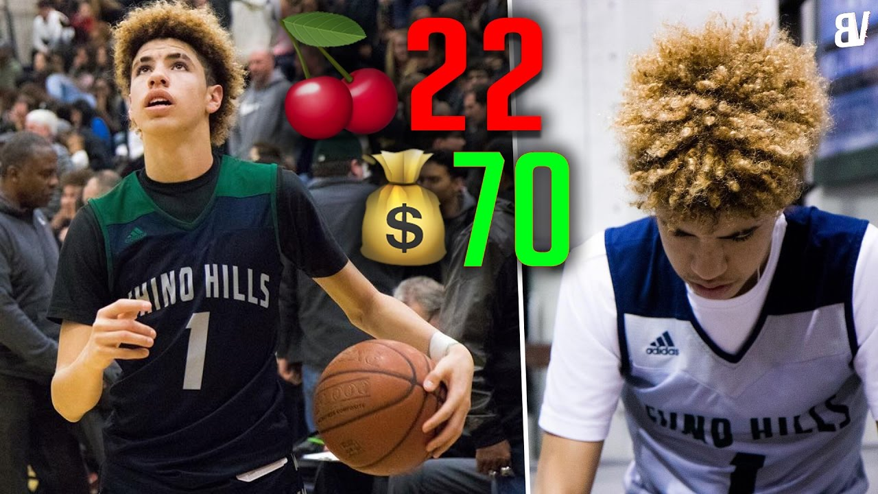 How Many Of LaMelo Ball's 92 Were Cherry Picked? I Did the Math! Breakdown of EVERY Bucket!
