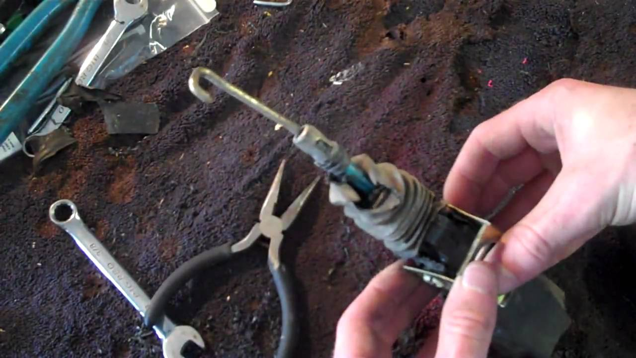 Ford Door Lock Solenoid Bracket Removal Installation Youtube
