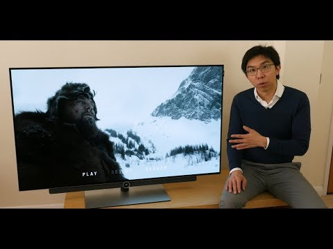 Loewe bild 3 Review: 55-inch OLED TV with Dolby Vision