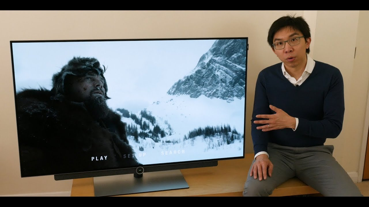 Loewe bild 3 Review  55 inch OLED TV with Dolby Vision   YouTube Loewe bild 3 Review  55 inch OLED TV with Dolby Vision