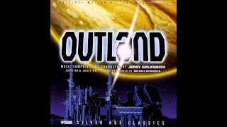 Jerry Goldsmith - Outland - End Credits