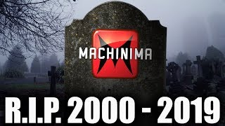 The Demise Of Machinima May Be The Beginning Of The End For MCNs