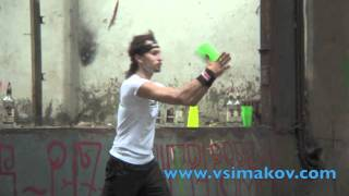 Учебный фильм по флейрингу от Александра Родомана / Aleksandr Rodoman flairing education film
