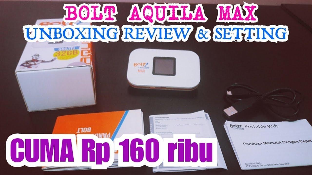 Unboxing Mifi Bolt Aquila Max Ultra Lte Review Dan Setting Internet Modem Devinatube Unboxingaquilamax Settingboltaquilamax