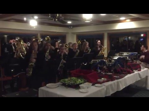 Bohemia Manor High School Jazz Band 2015