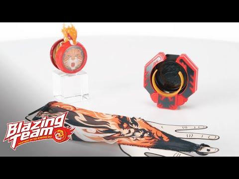 Blazing Team U.K. - 'Blazing Tiger Set' Official Demo