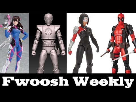 Fwoosh Updates (Mostly Marvel Legends for me)