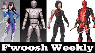 Weekly! MAFEX, Avengers, Power Rangers, DC Multiverse, Mezco, Overwatch, Bandai, and more!